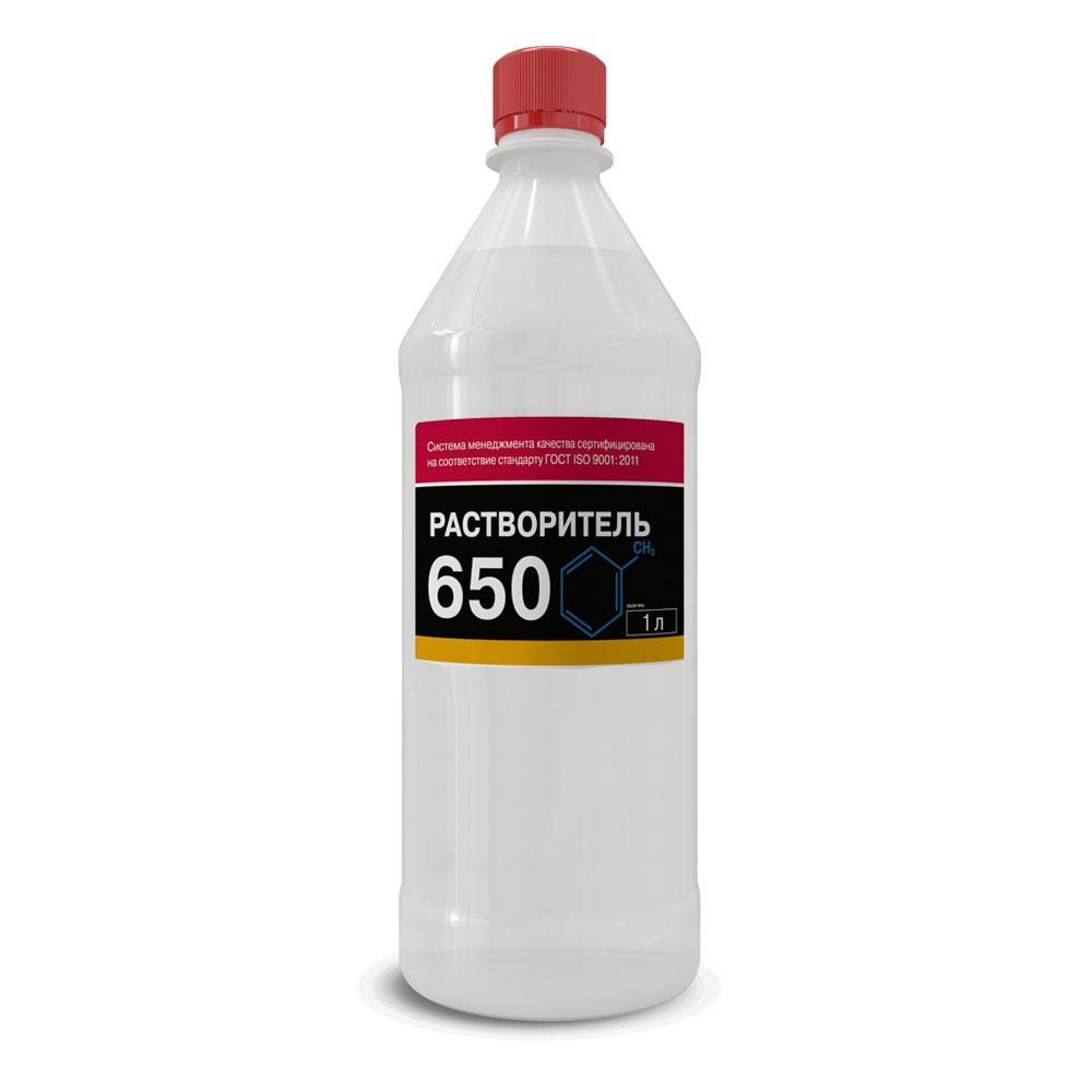 Растворитель 650 1л
